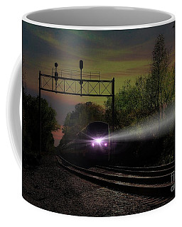 Chasing The Moon Coffee Mug