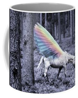 Chasing The Unicorn Coffee Mug