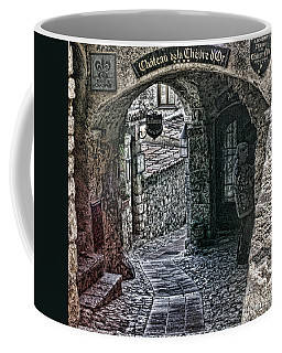Chateau De La Chevre D'or Coffee Mug