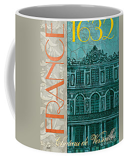Chateau De Versailles Coffee Mug