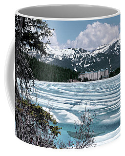Chateau Lake Louise Coffee Mug