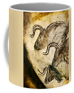 Chauvet - Three Aurochs Coffee Mug