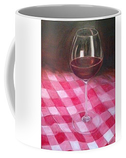 Checkered Past Coffee Mug
