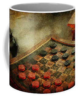 Checkers Coffee Mug