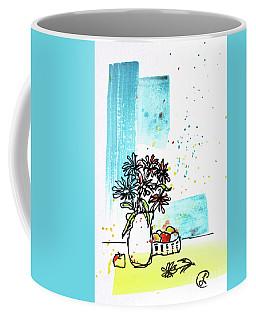 Cheeky Daisies Coffee Mug