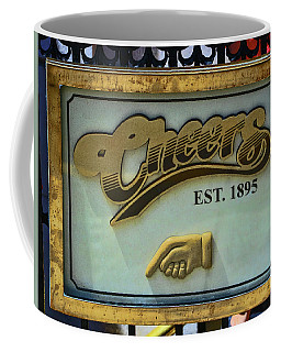 Cheers, Where Everybody  Knows Your Name - Boston      Coffee Mug