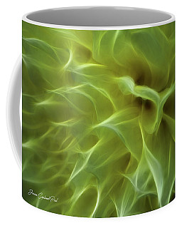 Cheery Chrysanthemum Coffee Mug by Joann Copeland-Paul