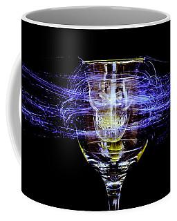 Cheese And Wine Coffee Mug