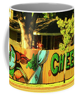 Coffee Mug featuring the photograph Cheesehead Nation 001 by George Bostian