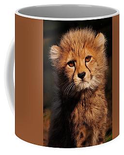 Cheetah Cub Coffee Mug