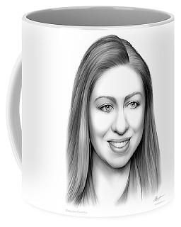 Chelsea Clinton Coffee Mug