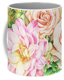 Chelsea's Bouquet Coffee Mug
