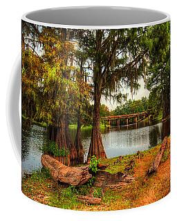 Cheniere Lake Coast Coffee Mug