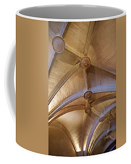 Chenonceau Cieling Coffee Mug by Eric Tressler