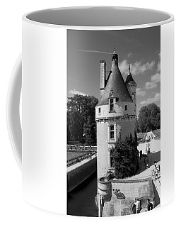 Chenonceau Tower Coffee Mug by Eric Tressler
