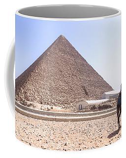 Cheops Pyramid - Egypt Coffee Mug