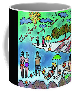 Cherai Beach Coffee Mug