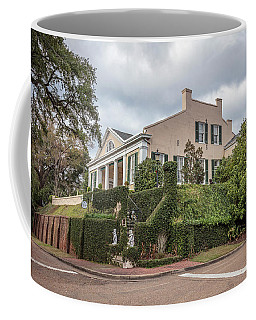 Cherokee House Natchez Ms Coffee Mug