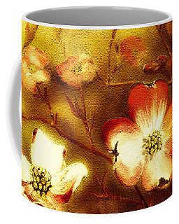 Cherokee Rose Dogwood - Glow Coffee Mug