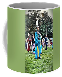 Cherokee Warrior Coffee Mug