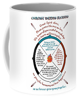 Cherokee Wedding Blessing Coffee Mug