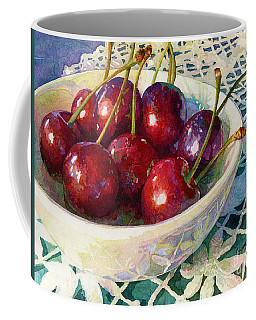 Cherries Jubilee Coffee Mug