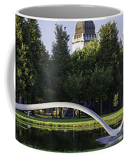 Cherry And The Spoon Panorama Coffee Mug