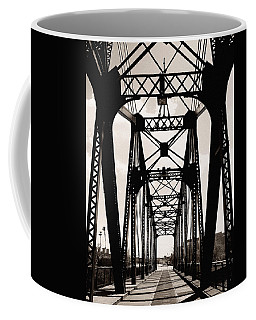 Cherry Avenue Bridge Coffee Mug