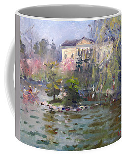 Cherry Blossom Festival Buffalo Coffee Mug
