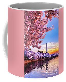 Cherry Blossom Festival  Coffee Mug