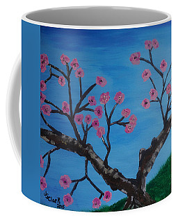 Cherry Blossoms II Coffee Mug