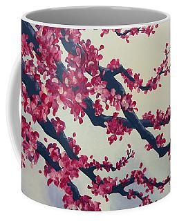Cherry Blossom Painting 2 Coffee Mug