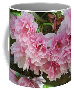 Coffee Mug featuring the photograph Cherry Blossoms 2 by Charles Robinson