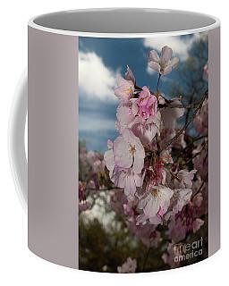 Cherry Blossoms Vertical Coffee Mug