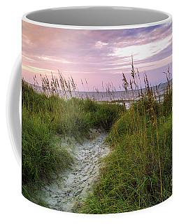Cherry Grove Beach Scene Coffee Mug