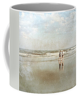 Cherry Grove Beach Walk Coffee Mug