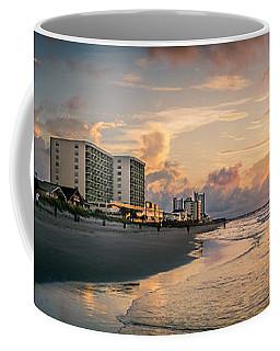 Cherry Grove Panoramic Sunrise Coffee Mug