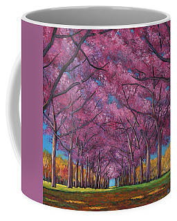Cherry Lane Coffee Mug