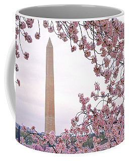 Cherry Washington Coffee Mug