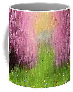Cherry Orchard Coffee Mug