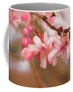 Cherry Pink Coffee Mug