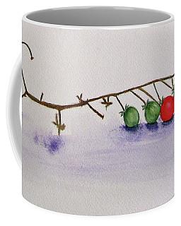 Cherry Tomatoe Vine Coffee Mug