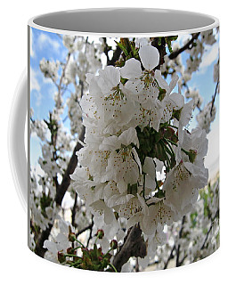 Cherry Tree Coffee Mug by Cendrine Marrouat