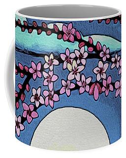 Cherry Whip Moon Coffee Mug