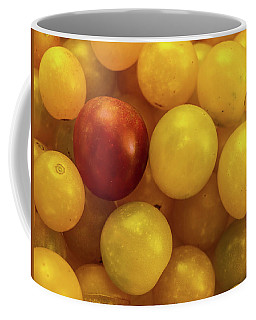 Cherry Yellow Tomatoes Coffee Mug