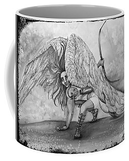 Cherubim Digital Edit Coffee Mug