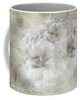 Cherubs In Bethesda Coffee Mug
