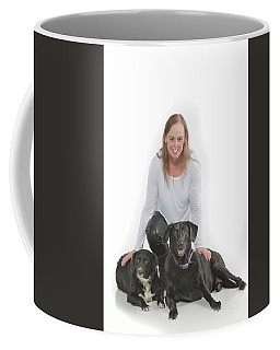 Cheryl 001 Coffee Mug by M K  Miller