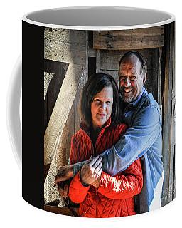 Cheryl And Jan Paul Coffee Mug