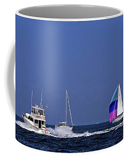 Chesapeake Bay Action Coffee Mug